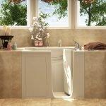hydrotherapy walk in bathtubs austin